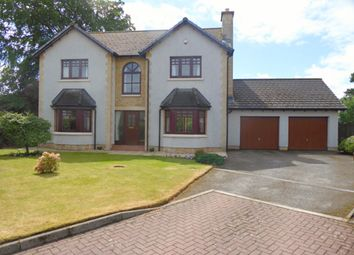 Thumbnail 5 bed detached house for sale in Brucelands, Elgin