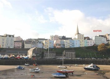 Thumbnail 1 bed flat for sale in Rooftops, Flat 6, Belle Vue Court, Tenby, Dyfed