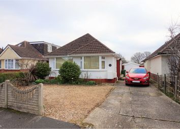 Thumbnail 2 bed detached bungalow for sale in Borley Road, Poole