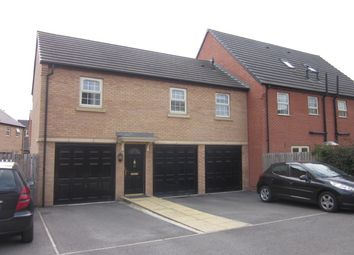 Thumbnail 2 bed terraced house to rent in Bridgeside Way, Derby