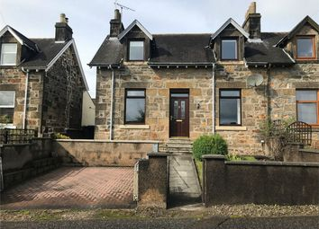 Thumbnail 3 bed semi-detached house for sale in Glenlossie Road, Thomshill, Elgin