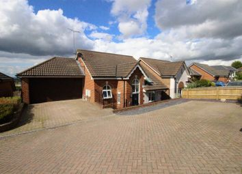 Thumbnail 5 bed detached house for sale in Okus Road, Old Town, Swindon