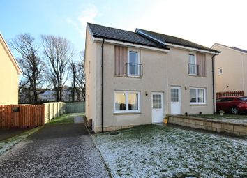 Thumbnail 2 bed semi-detached house for sale in 11 Spey Avenue, Milton Of Leys, Inverness