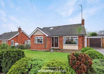Thumbnail 3 bed detached bungalow for sale in Nant Y Patrick, St. Asaph