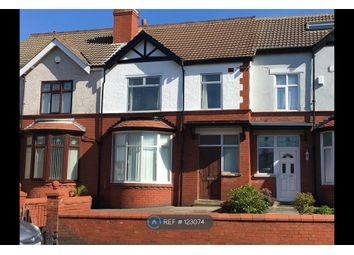 Thumbnail 3 bedroom terraced house to rent in Vicarage Lane, Blackpool