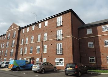 Thumbnail 2 bed flat for sale in Crooked Bridge Court, Stafford, Staffordshire