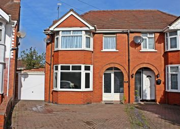 Thumbnail 3 bed semi-detached house for sale in Lollard Croft, Cheylesmore, Coventry