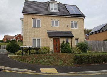 Thumbnail 3 bed detached house to rent in Consort Gardens, East Cowes