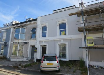 Thumbnail 1 bed flat for sale in Hill Park Crescent, Mutley, Plymouth