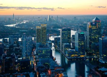 Thumbnail Studio for sale in Wardian London, Canary Wharf