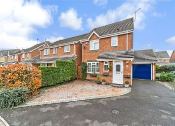 Thumbnail 3 bed detached house for sale in Quickstep Close, Milton Regis, Sittingbourne
