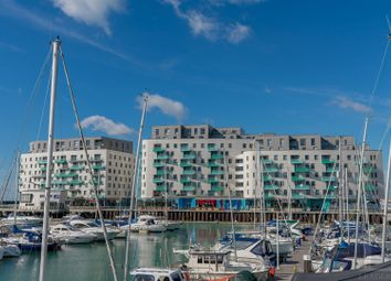 Thumbnail 2 bed flat for sale in Sirius, The Boardwalk, Brighton Marina Village