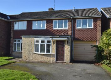 Thumbnail 4 bed detached house for sale in Granville Close, Duffield, Belper