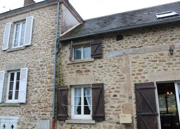 Thumbnail Terraced house for sale in Haute-Vienne, Limousin, France