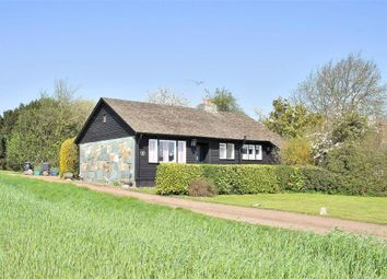 Thumbnail 2 bed detached bungalow for sale in Stanbrook, Thaxted, Dunmow