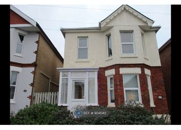 Thumbnail 2 bed flat to rent in Winton, Bournemouth