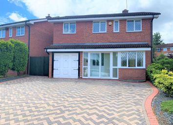 Thumbnail 4 bed detached house for sale in Rea Valley Drive, Northfield, Birmingham