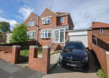 Thumbnail 2 bed semi-detached house for sale in Shaftesbury Avenue, Ryhope, Sunderland