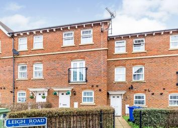 Thumbnail 3 bed terraced house for sale in Leigh Road, Great Easthall, Sittingbourne, Kent