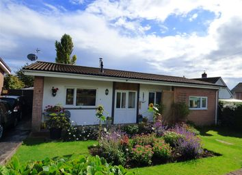 Thumbnail 3 bed detached bungalow for sale in Castle View, Tutshill, Chepstow
