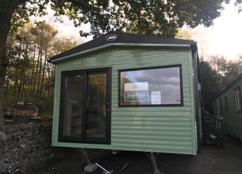 Thumbnail 3 bed mobile/park home for sale in Cark In Cartmel, Grange-Over-Sands