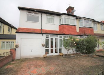 Thumbnail 3 bed semi-detached house for sale in Harold Road, Chingford