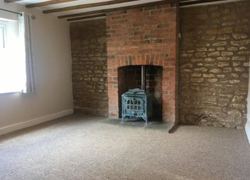 Thumbnail 2 bed property to rent in Edmondthorpe Road, Wymondham, Melton Mowbray