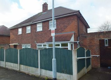 Thumbnail 2 bed semi-detached house for sale in Mill Hill Crescent, Mill Hill, Stoke-On-Trent