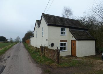 Thumbnail 2 bed detached house to rent in Roman Bank Crosses, Long Sutton, Spalding