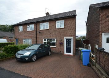 Thumbnail 3 bed semi-detached house for sale in Stamford Close, Stalybridge