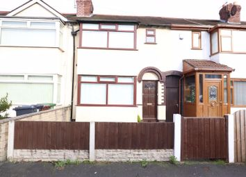 3 bed terraced house for sale in Springfield Avenue, Litherland, Liverpool L21