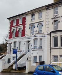 Thumbnail 8 bed terraced house for sale in St Albans Guest House, Folkestone Road, Dover, Kent