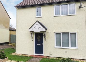 Thumbnail 2 bed semi-detached house for sale in Britannia Crescent, Lyneham, Chippenham