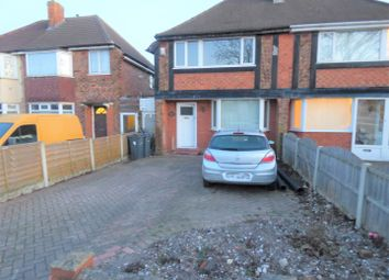 3 bed semi-detached house to rent in Falmouth Road, Hodge Hill, Birmingham B34
