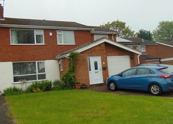 Thumbnail 5 bedroom semi-detached house to rent in Severn Road, Oadby, Leicester