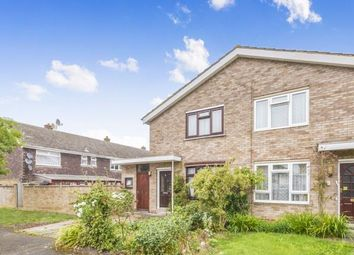 Thumbnail 2 bed semi-detached house for sale in Humber Avenue, Brickhill, Bedford, .