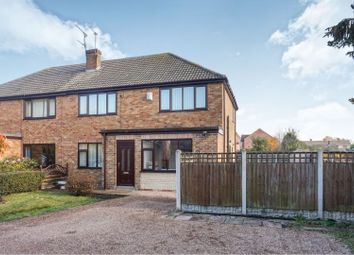 Thumbnail 3 bed semi-detached house for sale in Station Road, Hatfield