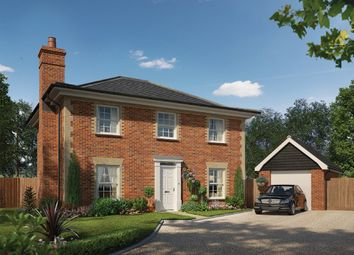 Thumbnail 4 bed detached house for sale in The Heacham, St Peter's Place, Church Road, Stutton