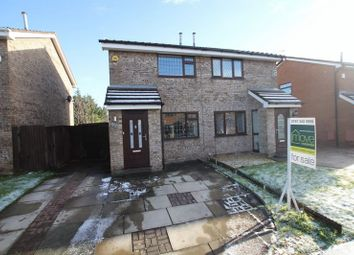 Thumbnail 2 bed semi-detached house for sale in Binsey Close, Saughall Massie, Wirral