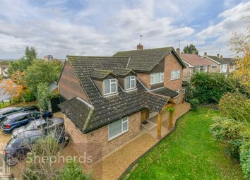 Thumbnail 5 bed detached house for sale in Park Lane, Broxbourne, Hertfordshire
