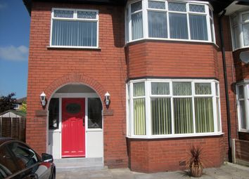 Thumbnail 3 bed semi-detached house to rent in Liverpool Road Penwortham, Preston