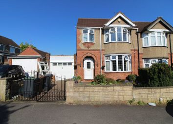 3 bed semi-detached house for sale in Cranleigh Gardens, Luton LU3