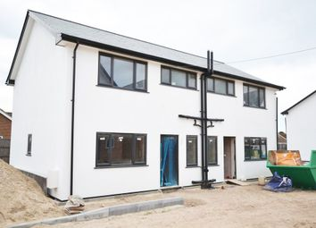 Thumbnail 2 bedroom semi-detached house for sale in Victoria Road, Littlestone, New Romney