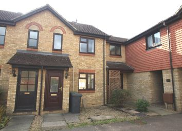 Thumbnail 2 bed terraced house to rent in Warden Abbey, Bedford
