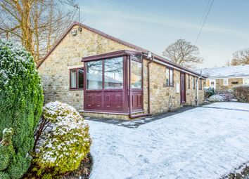 Thumbnail 3 bed detached bungalow for sale in Sycamore Avenue, Meltham, Holmfirth