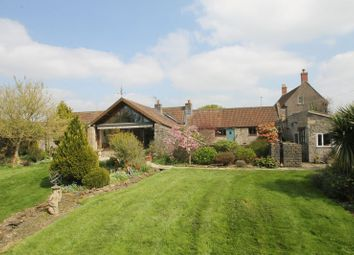 Thumbnail 5 bed detached house for sale in Prestleigh Road, Evercreech, Shepton Mallet
