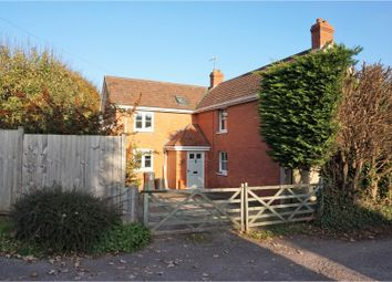 Thumbnail 4 bed detached house for sale in Monkton Heathfield, Taunton