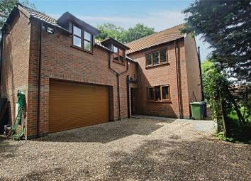 Thumbnail 4 bed detached house for sale in Vicarage Close, Watton, Driffield, East Yorkshire