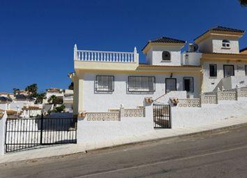 Thumbnail 3 bedroom semi-detached house for sale in La Marquesa Golf, Cuidad Quesada, Rojales, Alicante, Valencia, Spain