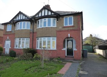 Thumbnail 3 bed semi-detached house to rent in Berse Road, Wrexham
